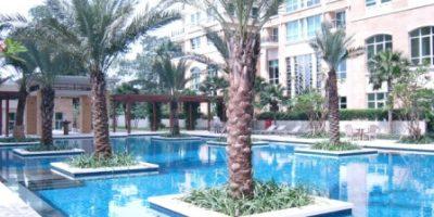 kolam renang apartemen pakubuwono-2